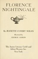 view Florence Nightingale.