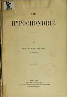 view Die Hypochondrie