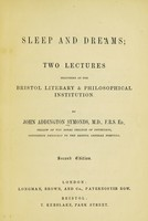 view Sleep and dreams.