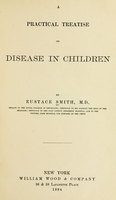 view A practical treatise on disease in children.