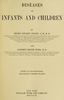view Diseases of infants and children