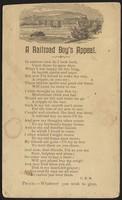 view A railroad boy's appeal.