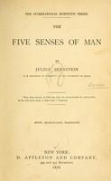 view The five senses of man