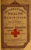 view Ambulance organization, equipment, and transport / by G.J.H. Evatt.