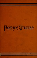 view The new psychic studies in their relation to Christian thought