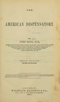 view The American dispensatory
