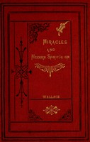 view On miracles and modern spiritualism : three essays