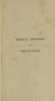 view Medical histories and reflections.
