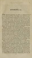 view An account of the yellow or malignant fever : as it occurred in the city of Philadelphia in 1820 / by Samuel Jackson.