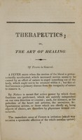 view Dr. Marryat's therapeutics, or, The art of healing : to which are added a glossary explaining all the difficult words, with recipes for several popular medicines now in use.