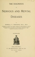 view The diagnosis of nervous and mental diseases / by Howell T. Pershing.