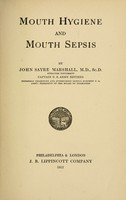 view Mouth hygiene and mouth sepsis.