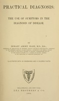 view Practical diagnosis: the use of symptoms in the diagnosis of disease