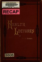 view Health lectures for the people ...