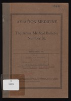 view Aviation medicine.