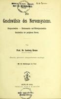 view Die Geschwulste des Nervenstystems : Hirngeschwulste, Ruckenmarkgeschwulste, Geschwulste der peripheren Nerven: win klinische Studie.
