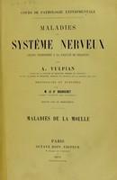 view Maladies du systeme nerveux : maladies de la moelle.