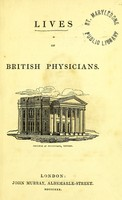 view Lives of British physicians / [s.d.].