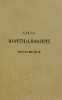 view Atlas d'ophthalmoscopie et d'optometrie / par Maurice Perrin.