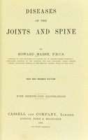 view Diseases of the joints and spine / by Howard Marsh.