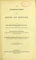 view An introduction to the study of botany