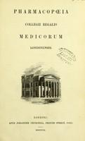 view Pharmacopoeia Collegii Regalis Medicorum Londinensis.