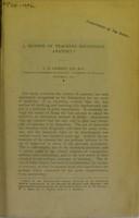 view A method of teaching relational anatomy / C.M. Jackson.