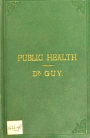 view Public health : a popular introduction to sanitary science