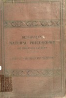 view Elementary treatise on natural philosophy / by A. Privat Deschanel.