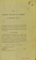 view De la choroidite exsudative et atrophique / par le Dr Drognat-Landré.