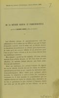 view De la rétinite séreuse et parenchmateuse / par le Dr Drognat-Landré.