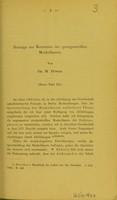 view Beiträge zur Kentniss der quergestreiften Muskelfasern / von W. Dönitz.