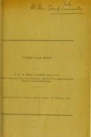 view Tubercular iritis / by W. B. Inglis Pollock.