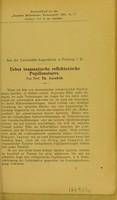 view Ueber traumatische reflektorische Pupillenstarre / von Th. Axenfeld.