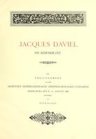 view Jacques Daviel, ein Gedenk Blatt : Festgabe zum siebenten Internationalen Ophthalmologen Congress in Heidelberg den 8-11 August 1888 / von Otto Becker.