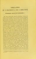 view Simulation de l'amaurose & de l'amblyopie : des principaux moyens de la dévoiler / par S. Baudry.
