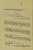 view Über das Sehen von Bewegungen und die Theorie des zusammengesetzen Auges / von Sigmund Exner.