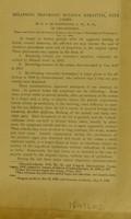 view Relapsing traumatic bullous keratitis, with cases / by G. E. de Schweinitz.
