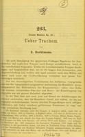 view Ueber Trachom / von E. Raehlmann.