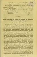 view Ueber Hypertrophie und Atrophie der Sklerotica mit vorzüglicher Rücksicht auf Staphylombilding / von Jos. Pilz.