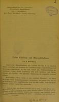 view Ueber Colobom und Mikrophthalmus / von J. Hirschberg.