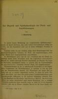 view Zur Dioptrik und Ophthalmoskopie der Fisch- und Amphibienaugen / von J. Hirschberg.