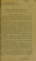 view Beiträge zur Pathologie des Sehorgans / von J. Hirschberg. : Cataracta gypsea procidua.