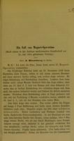 view Ein Fall von Magnet-Operation / von J. Hirschberg.