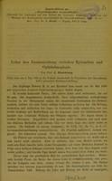 view Ueber den Zusammenhang zwischen Epicanthus und Ophthalmoplegie / von J. Hirschberg.