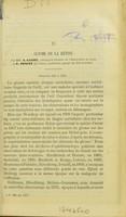 view Gliome de la rétine / par MM. A. Gayet et F. Poncet.