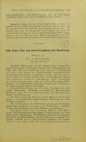 view Ein neuer Fall von Soorerkrankung der Bindhaut / von A. Pichler.