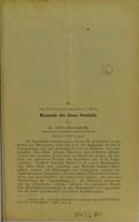 view Mucocele des Sinus frontalis / von Otto Hallauer.