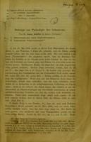 view Beiträge zur Pathologie des Sehnerven / von Georg Schüller.