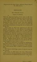 view Pseudo-glioma / by E. Treacher Collins.